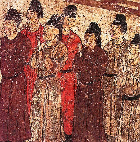 Cut it off! Eunuchs in Imperial China