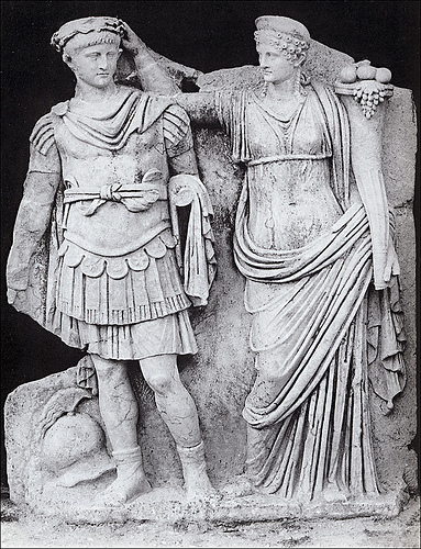Agrippina and Her Son