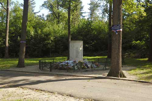 Monument de la Cascade du Bois de Boulogne