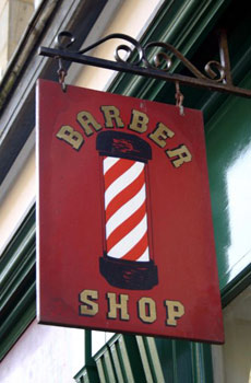 A History of the Barber's Pole