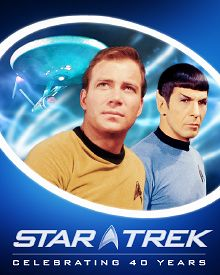 Captain Kirk to the bridge, please
