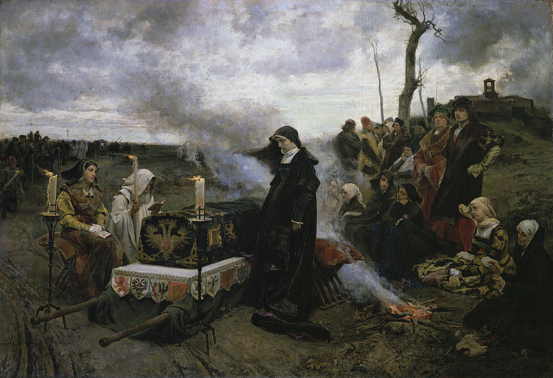 Juana of Castile's Baggage