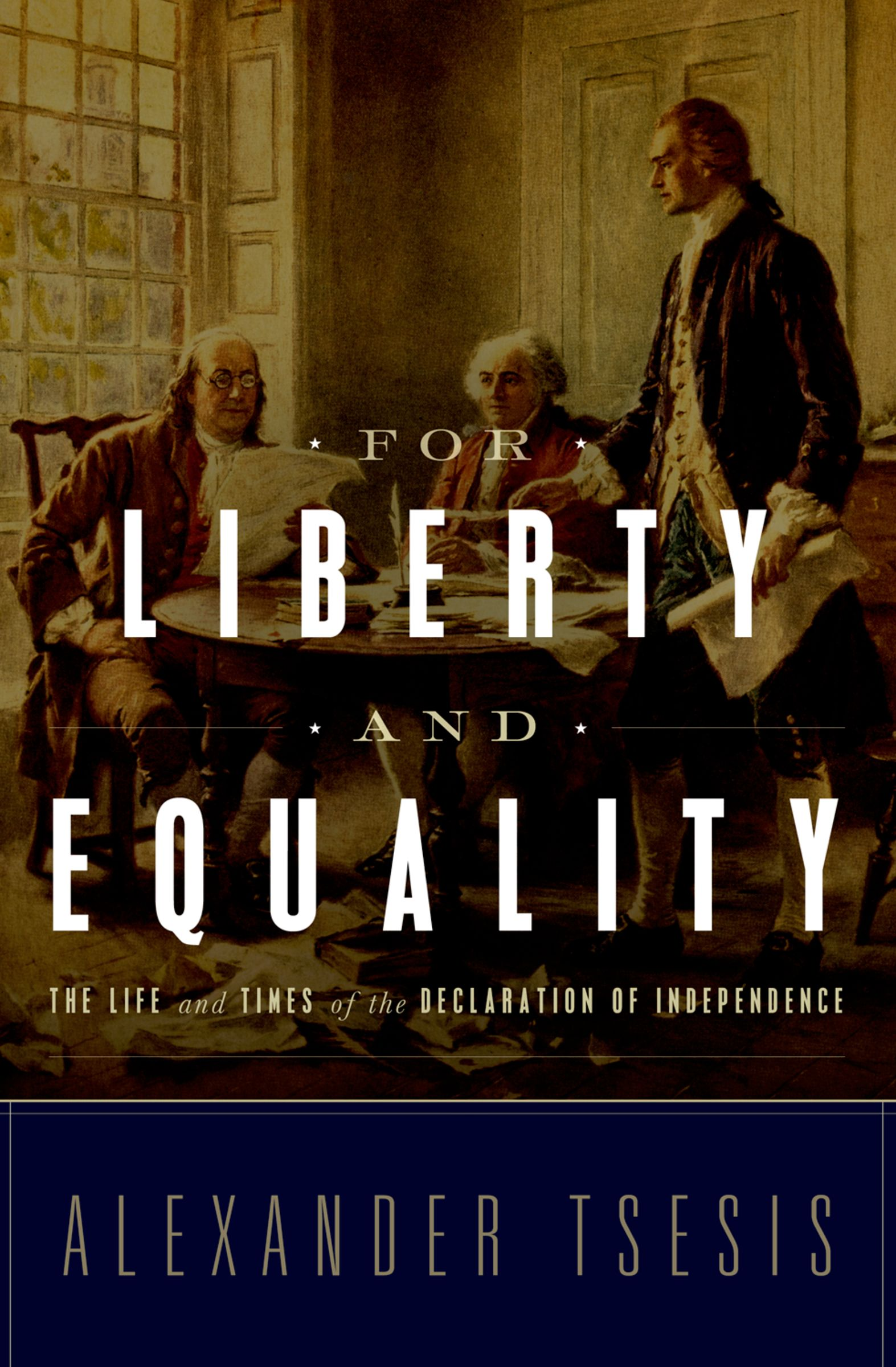 life liberty freedom and equality essay United states declaration of independence and  united states declaration of independence and people  that liberty means freedom, 2) that equality means.