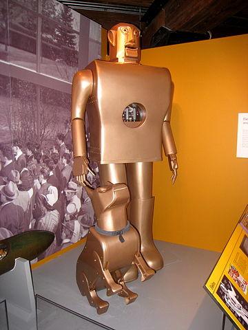 The First Robot