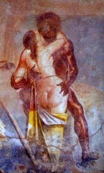 Does my bottom look big …? Bizarre Roman Beauty