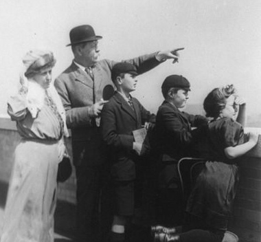 Sir Arthur Conan Doyle and the Sea Monster