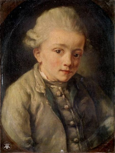 Mastermind of a Ten-Year-Old – How does one explain the child prodigy Mozart?