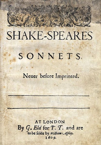 A Search for the Secrets of Shakespeare's Sonnets