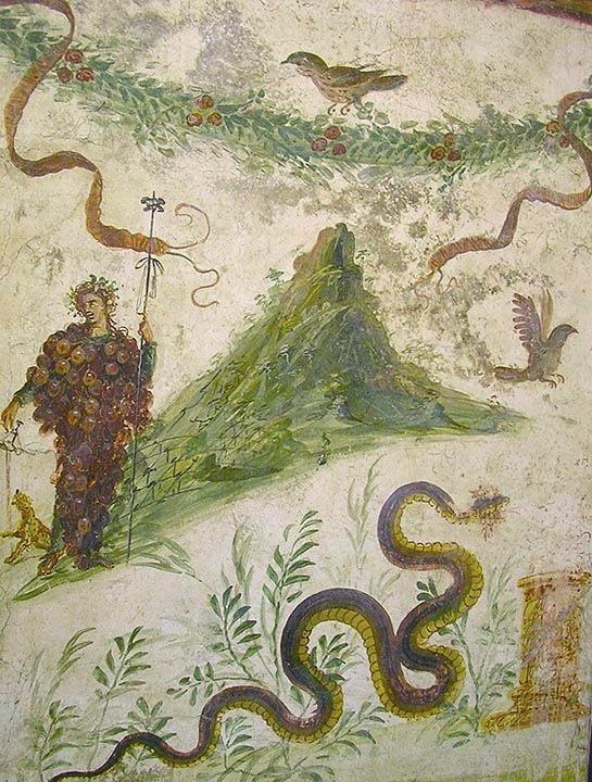 The Secret of Vesuvius