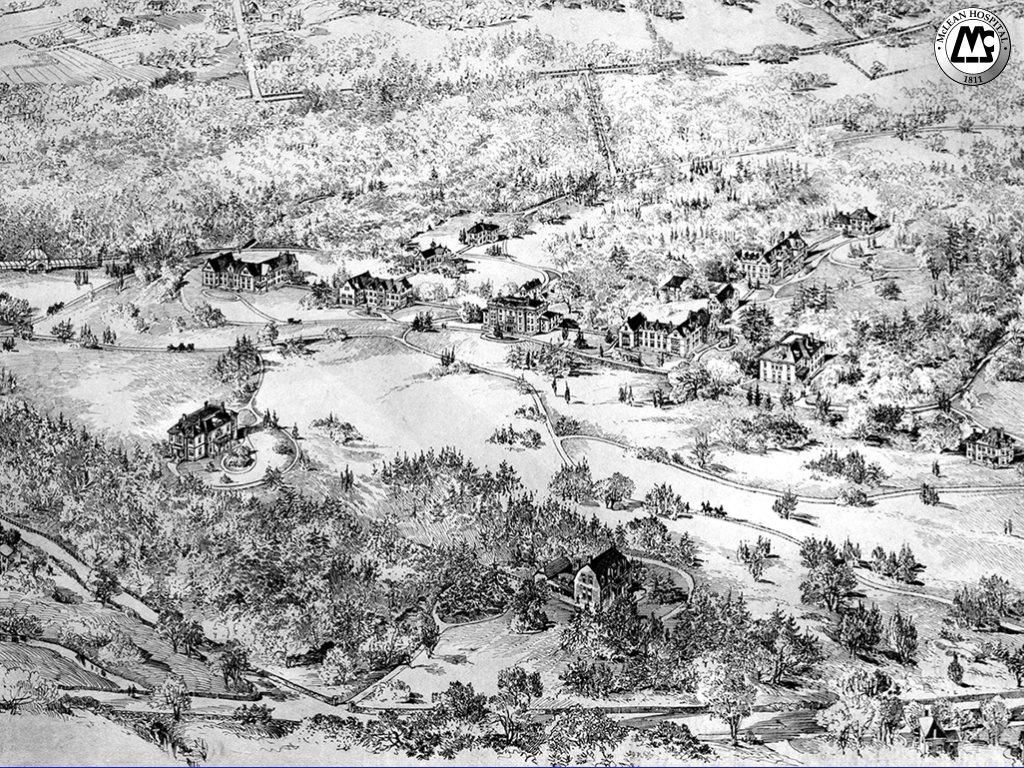 McLean Asylum 1900