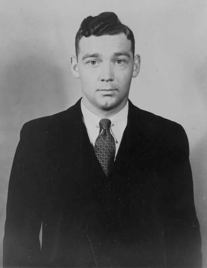 Psychiatrist Douglas M. Kelley a few years before he met the Nazis at Nuremberg