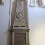 Paracelsus' grave monument, Salzburg