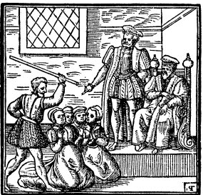 the salem witchcraft trials guilty until proven innocent The salem witch trials were more like a mid-credits scene in an  to be  presumed innocent until proven guilty, and why everyone says the.
