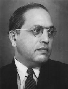 Dr Bhim Rao Ambedkar