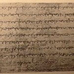 From Papyrus to Parchment