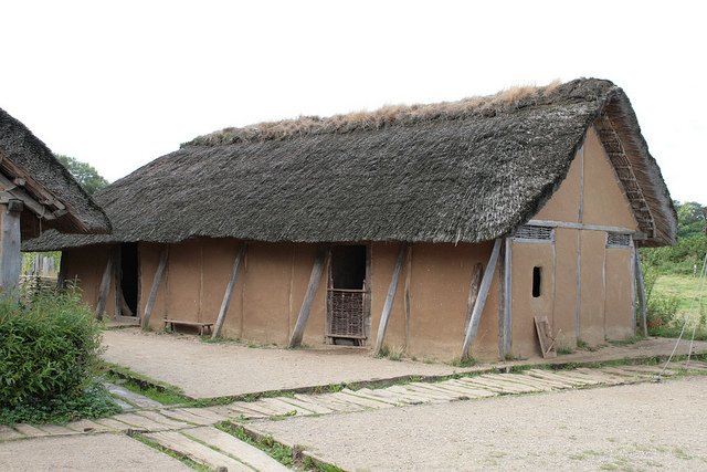 Viking-House-in-Hedeby