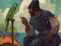 Robinson Crusoe's Parrot
