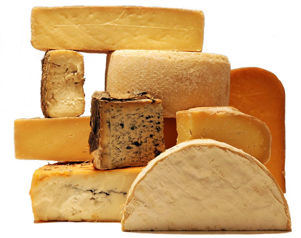 origin of cheese