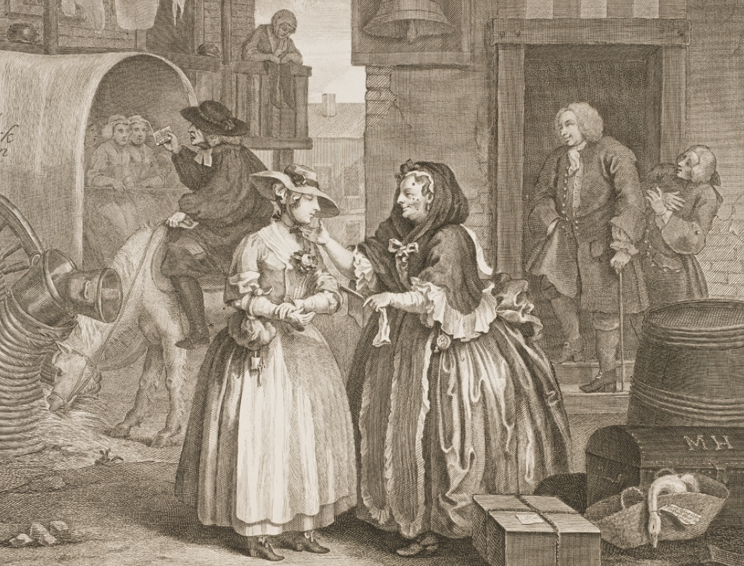 an introduction to the history of the oldest profession prostitution Historical background/development the history of prostitution extends to all ancient and modern cultures it has been described euphemistically as the world's oldest profession.