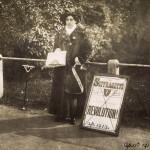 Princess Sophia the Suffragette