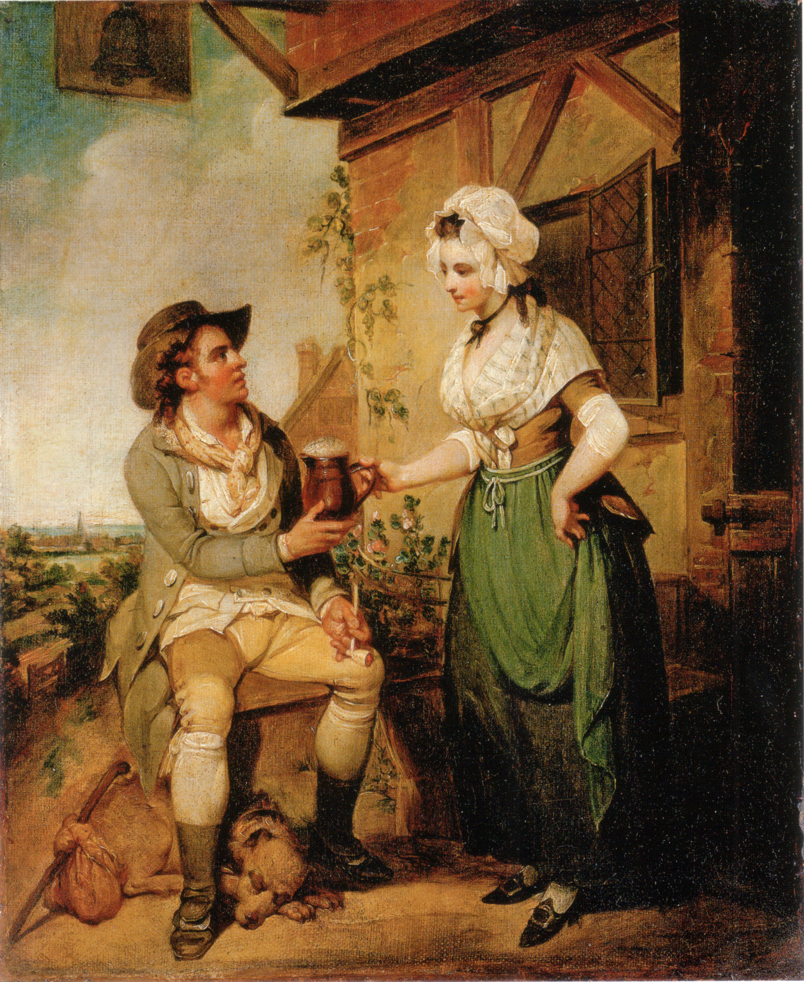 Henry_Singleton_The_Ale-House_Door_c._1790
