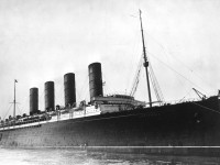 The Civilian Toll of the Lusitania