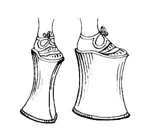 Venetian Heels