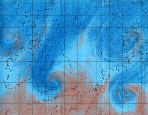 Weather Chart Small