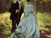 The Woman Who Modeled for Impressionists
