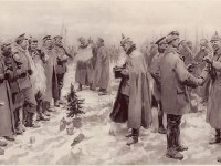 The Christmas Truce of 1914