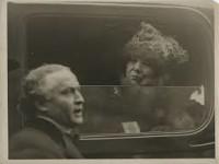 Sarah Bernhardt Meets Harry Houdini