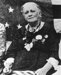 Civil War nurse Cornelia Hancock