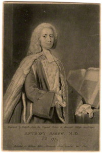 by Thomas Hodgetts, published for William Richard Beckford Miller, after Allan Ramsay, mezzotint, published December 1811