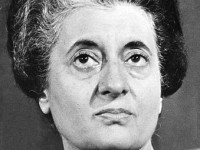 Fifty Years Before Hilary Clinton: Indira Gandhi