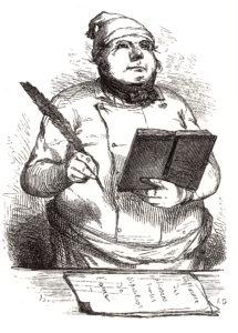 Bertall chef-writer
