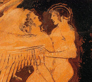 agathon pausanias relationship help