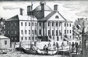 Massachusetts General Hospital, Bulfinch Building