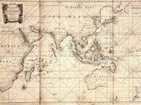 Asia's Inland Trade and the Europe's Mercantile Empires